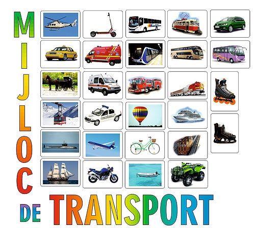 Mijloace de transport