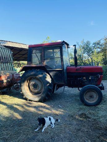 Vand tractor CASE IH 745 S