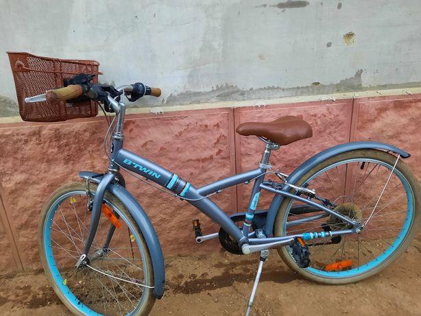 Bicicleta copii polivalenta btwin