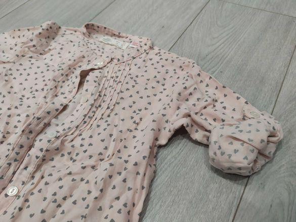 Детска лятна ризка на Zara за момиченце2г.