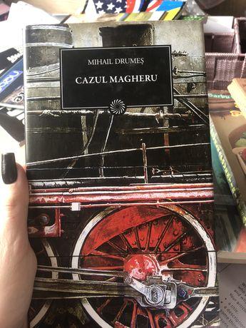 carte Cazul Magheru