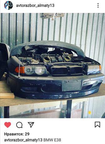 BMW E38. BMW X5. BMW E66
