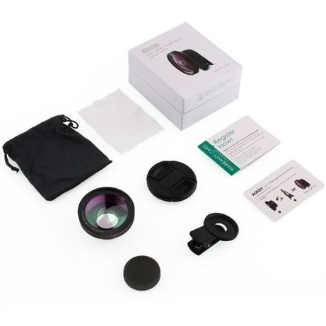 Kit lentile profesionale smatphone iPhone, Android, foto profesionale