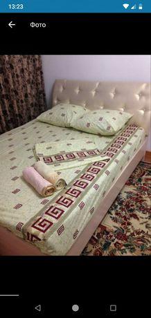 Квартира почасам посуточно Атакент Манаса 87
