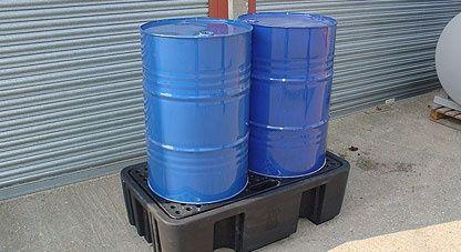 Варели метални 200 литра
