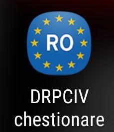 "Chestionare DRPCIV categoria""D"""