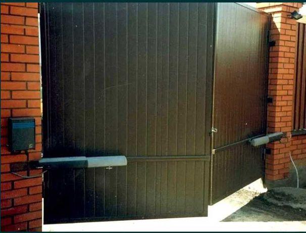Продажа и установка домофон, автоматика для ворот, камера, пожарка