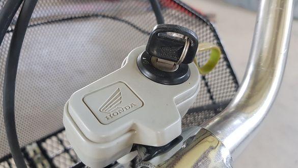 Продавам електрическо колело (велосипед) Honda raccoon