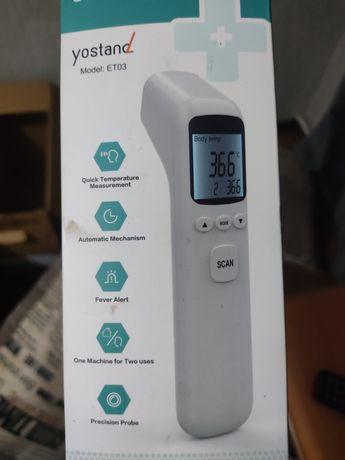 Термометр новый.