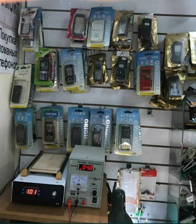 Продам корпуса Nokia, Samsung и т.д