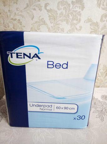 одноразовые пеленки фирмы TENA