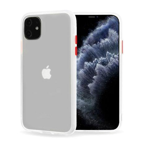 Цветен кейс с твърд гръб за iPhone 12 / 12 Pro / 12 Mini / Max