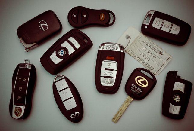 Изготовление и программирование ключей авто