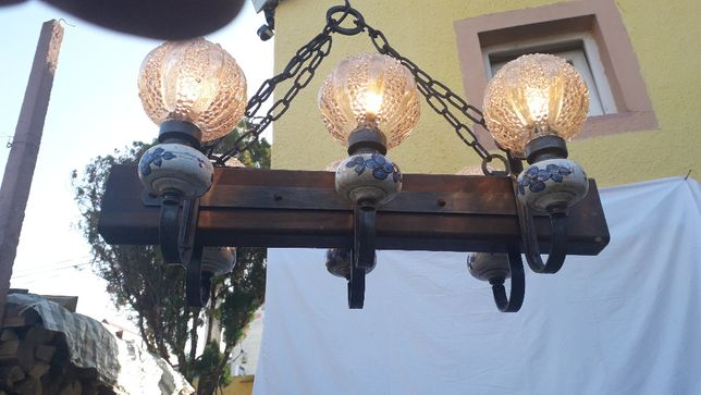 candelabru filigorie/terasa