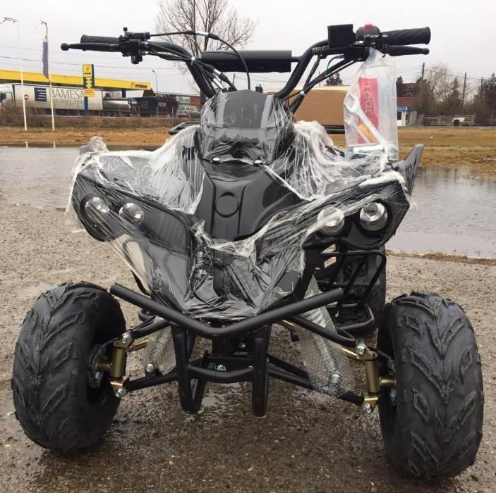 ATV 125cc BLATA Navigator Nou 2x4 import germanya