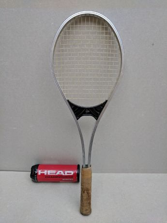 Тенис ракета Dunlop Silver Flash M4 + Бонус
