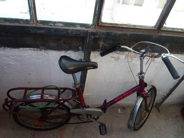 Bicicleta pliabila Pegas Camping