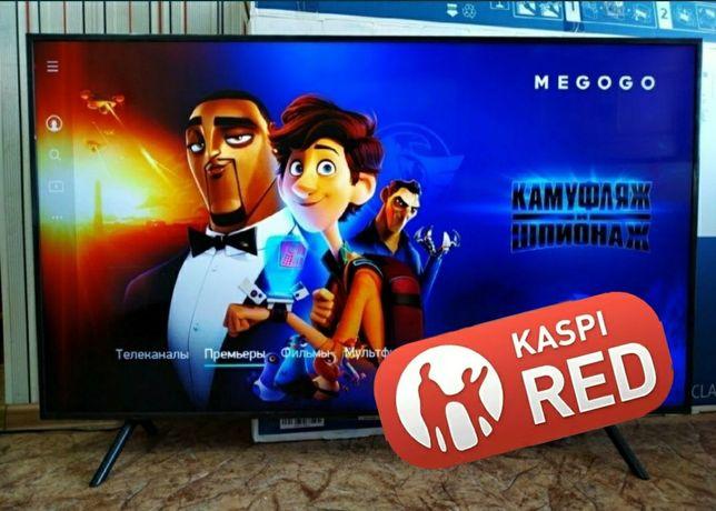 101см смарт тв wifi отау тв 26 каналов новый телевизор запечатоный