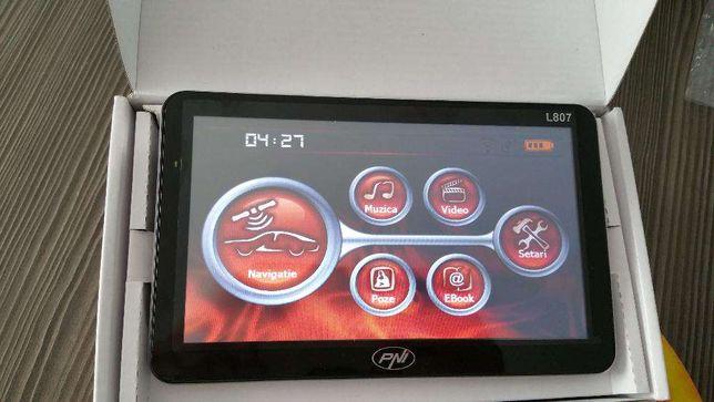 GPS - Ecran mare si luminos - harti noi si program camion