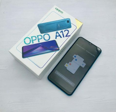 «Рассрочка 0 %» Oppo A12 2020 «Ломбард Белый»