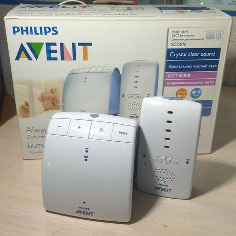 Радионяня Philips AVENT
