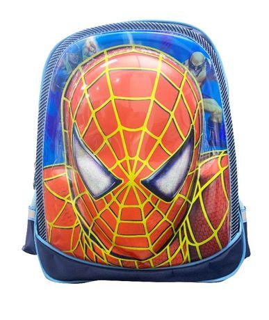 Ghiozdan 3D, Spiderman, 42X35X20 cm - Produs NOU!