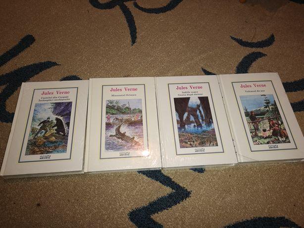 4 Cărți Jules Verne Colecțiile Adevarul