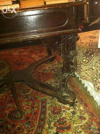 Vând masă - mobilier lemn vechi