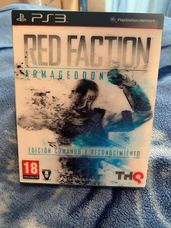 Red Faction Armageddon PS3 - Playstation 3 - PS 3