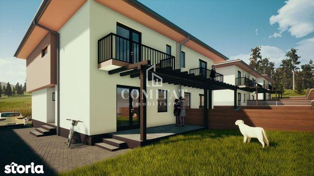 Case calitativ construite zona Sub Cetate