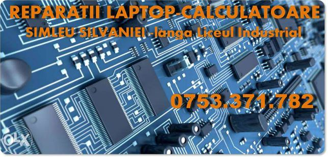 Reparatii laptop-calculatoare