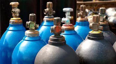 Доставка газа Темиртау кислород углекислота аргон азот пропан