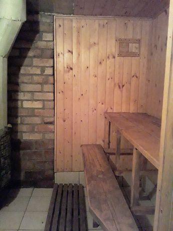 Сдам баню на дровах.