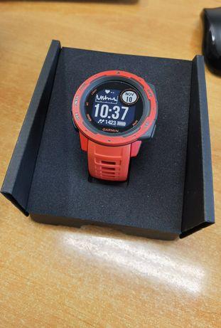 Rugged GPS Watch Garmin Instinct, factura, garantie