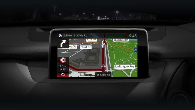 Card navigatie Mazda 2 3 6 CX-5 CX-3 CX-9 Europa 2021 + limba Romana