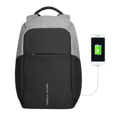 Раница Mark Ryden с USB / Раница за лаптоп / Смарт раница