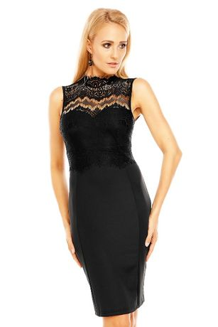Rochie neagra sexy eleganta/de ocazie