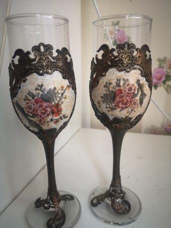 Ритуални чаши ръчна изработка