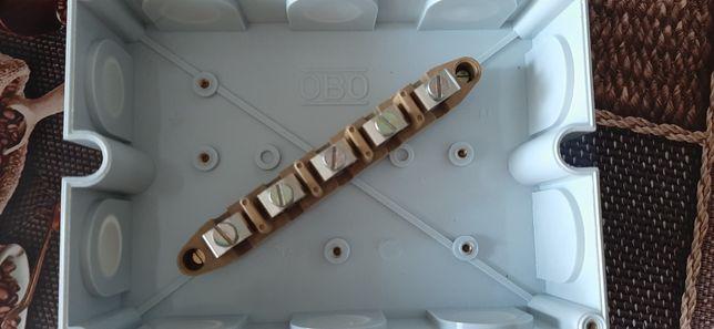 Cutie de jonctiune 178x144x71mm IP54 Duroplast, aminoplast