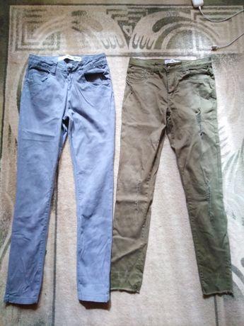 Цветни дънки за момиче. 152-158
