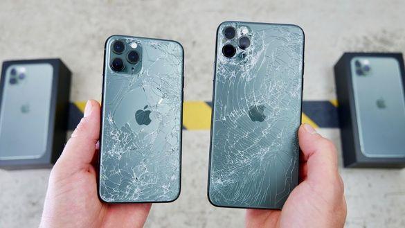 Смяна на задно стъкло на iPhone 11 Pro Max, XS Max, XS, XR, X, 8 Plus,