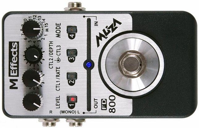 Muza FD 800 педаль модуляции
