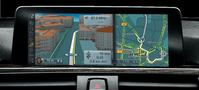 Harta navigatie Premium CIC BMW SERIA 3 F30 F31 5 E60 E61 F10 X3 X6