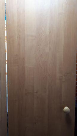 Дверь для туалета и ванной комнаты