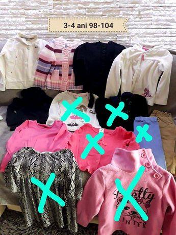 Lot 7 haine 3-4 ani, 98-104 cm