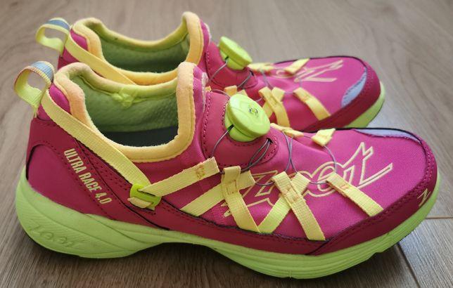 Adidasi ZOOT Ultra Race 4.0 Beet/Safety Yellow/Black, 37.5 stare buna