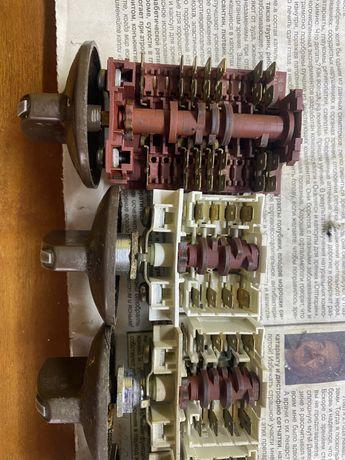 Продам переключатели от электроплиты кайзер