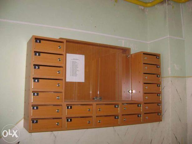 Cutii poștale din pal 18mm.