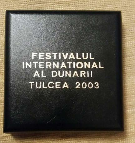 Medalie Tulcea 2003