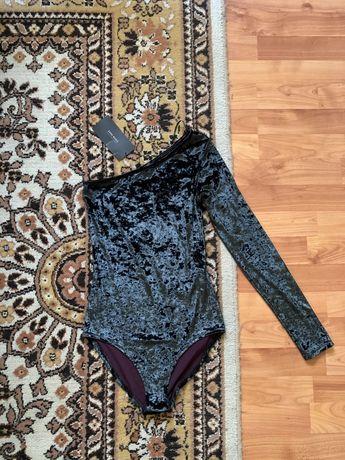 Body Zara S catifea